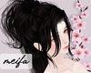 Anna Black Hair Meifa
