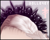 Magic Headband all black by DOLLB4BY