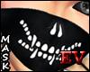 EV Face MASK Skull JaW F by EV