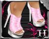 +H+ Glitz Heelz - Pink by Havana