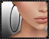 Hoop Earrings L